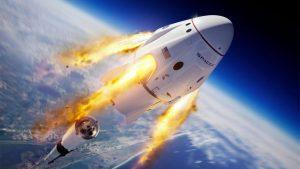 SpaceX Lancio modulo